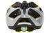 MET Crossover Helmet lime green/silver/black